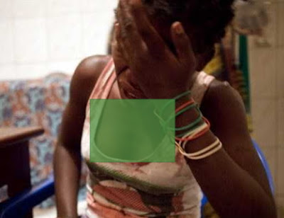 woman fingered lagos bus stop