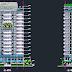 مخطط عمارة سكنية شاهقة بشكل مميز اوتوكاد dwg