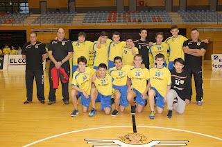 Presentación de los equipos del Club Balonmano Barakaldo
