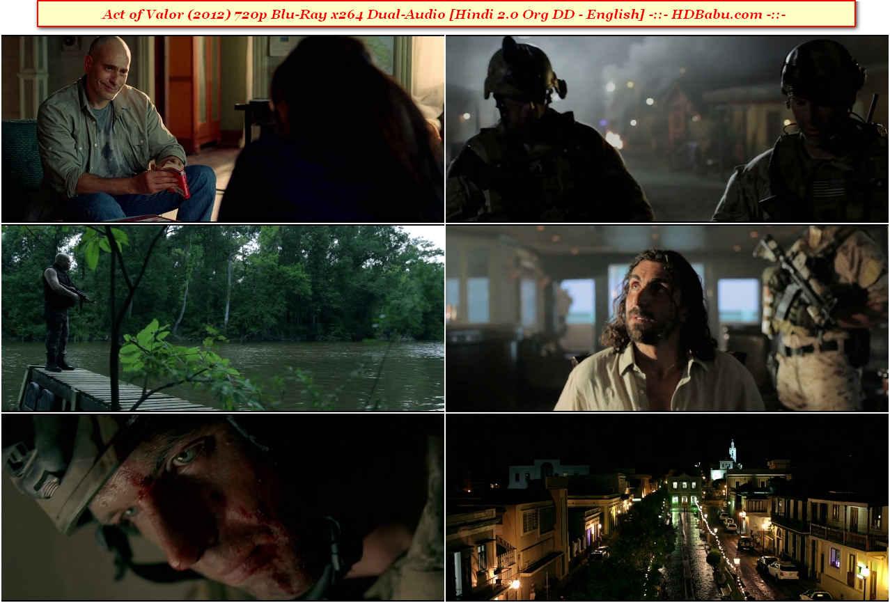 Act of Valor Hindi Dual Audio Full Movie Download720p Blu-Ray