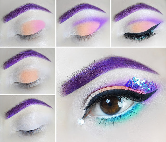 How to Do Eye Makeup for Carnival