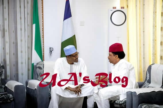 Sen. Sani After Visit To Buhari In Daura: Not All My Grievances Have Been Addressed