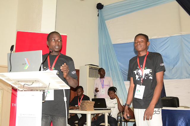 PICTURES FROM THE JUST CONCLUDED GDG NORTHWEST DEVFEST 2016