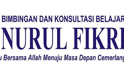 Lowongan Kerja Lembaga Bimbingan dan Konsultasi Belajar Nurul Fikri (BKB NF)