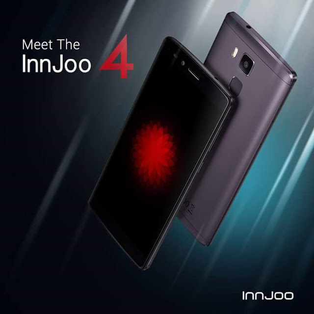 Innjoo 4 First Deca-Core Smartphone Specifications & Price