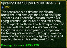 naruto castle defense 6.3 Spiralling Flash Super Round Dance Howl Style Three