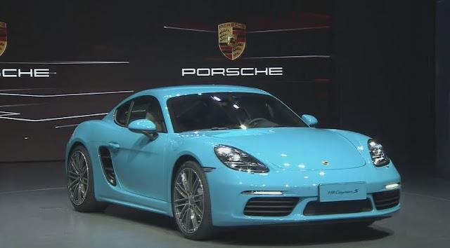 2017 Porsche 718 Cayman S PDK Automatic Review