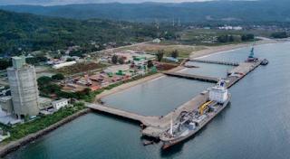 Pelabuhan Malahayati merupakan salah satu nama pelabuhan d Kabar Terbaru- Pelabuhan Malahayati Banda Aceh