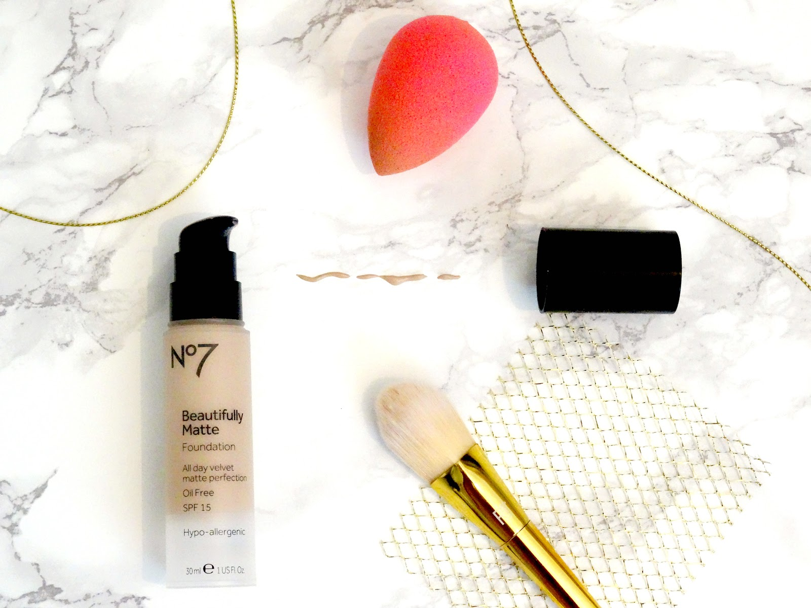 Favourite Way To Apply Foundation