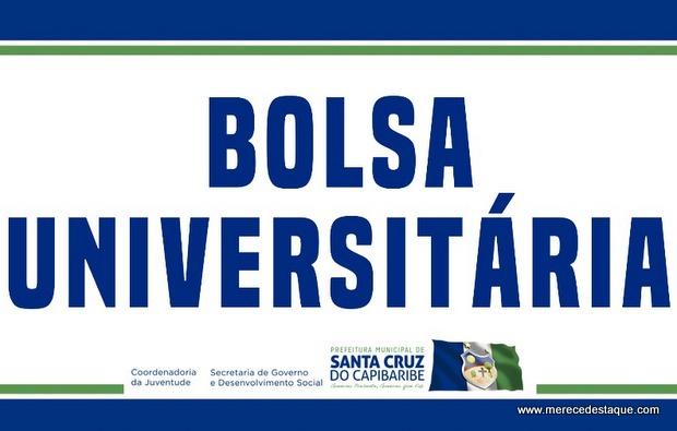 Resultado final do Bolsa Universitária 2018.2 é divulgado em Santa cruz do Capibaribe
