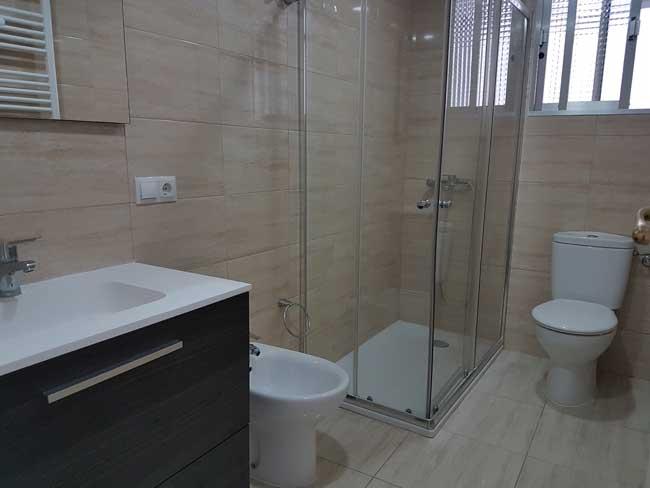 piso en alquiler zona ribalta castellon wc1