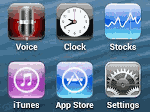 Cita Rasa iPhone dengan Fake iPhone 5 Launcher