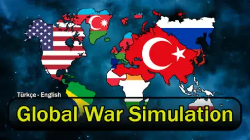Global War Simulation Premium - Strategy War Game For Android