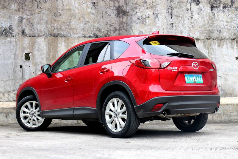 review 2013 mazda cx 5 awd sport philippine car news car reviews and prices carguide ph. Black Bedroom Furniture Sets. Home Design Ideas
