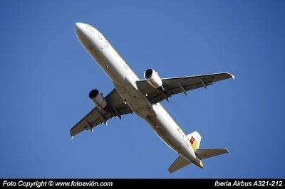 Airbus A321 Palmeral de Elche