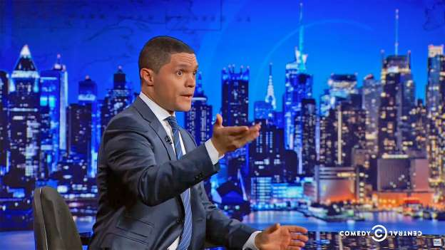 Trevor Noah renewed as Daily Show host for 5 more years