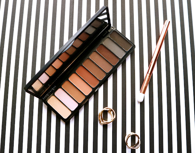 ELF Mad For Matte Eyeshadow Palette Review and Swatches