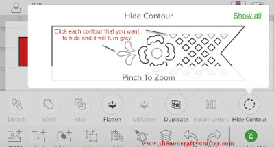 The Non-Crafty Crafter: CRICUT: Design Space iPhone app has been