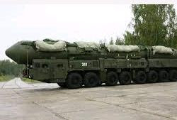 nouvelles armes du complexe militaro-industriel russe