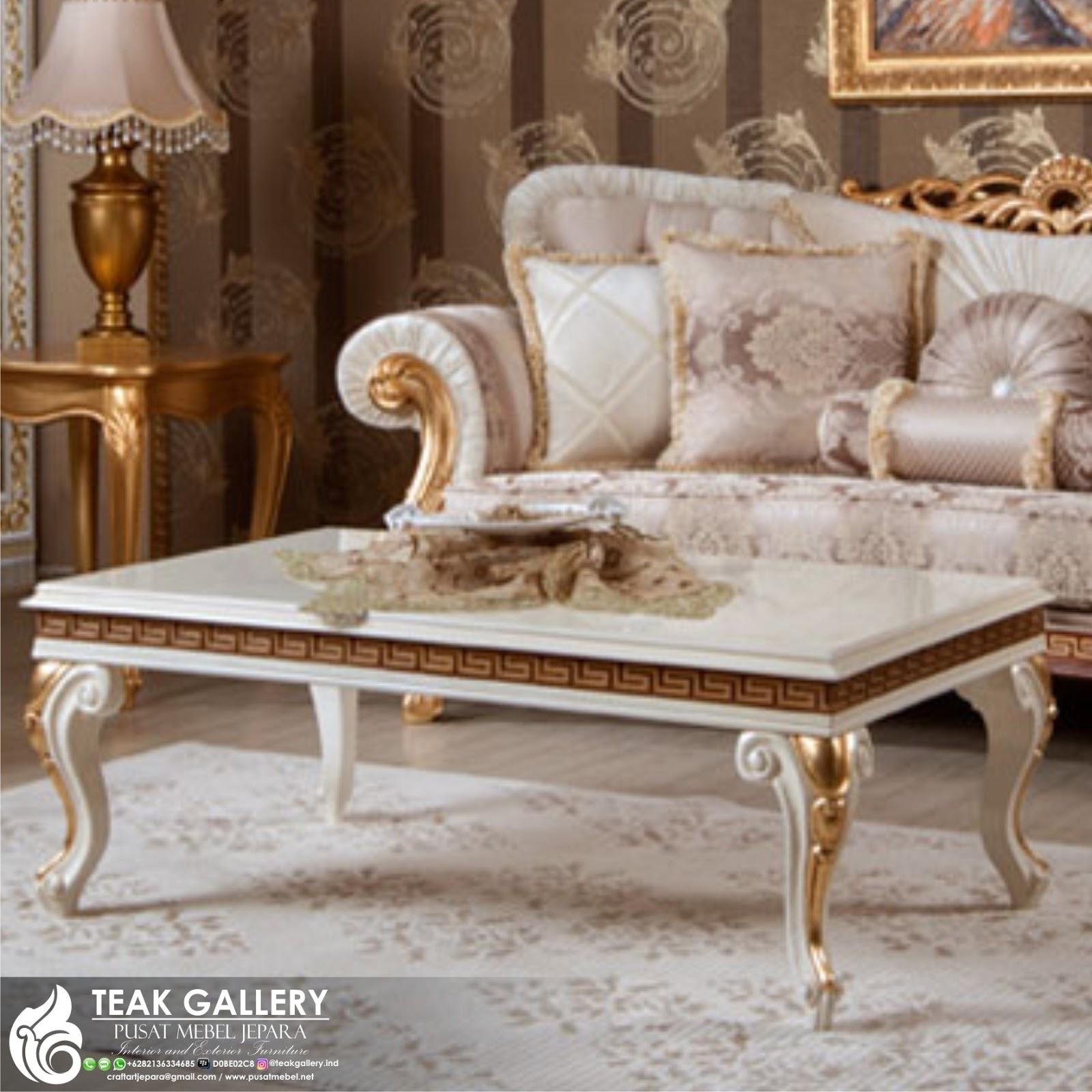 Galeri Sofa Tamu Sofa Tamu Royal Koltuk Mewah Modern