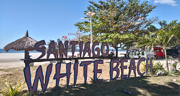 Santiago White Beach