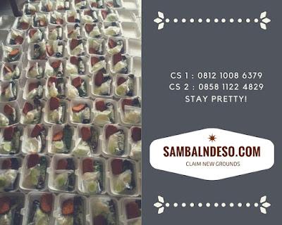 pesan nasi box ayam goreng di Bintaro kota Tangerang Selatan