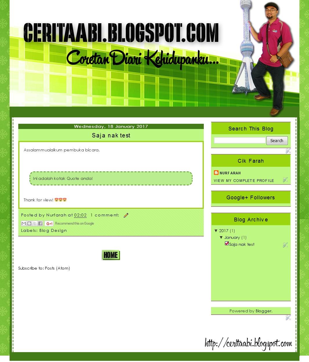 Blog Design 62
