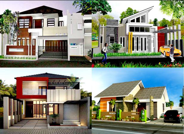 Desain Rumah Minimalis Type 80
