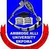 AAU 2016/2017 JUPEB Foundation Degree Programme Admission Form On Sale- Apply Here