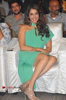 Actress Isha Koppikar Pos in Green Dress at Keshava Telugu Movie Audio Launch .COM 0029.jpg