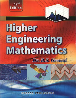 DOWNLOAD HIGHER ENGINEERING MATHEMATICS B S GREWAL PDF BOOK