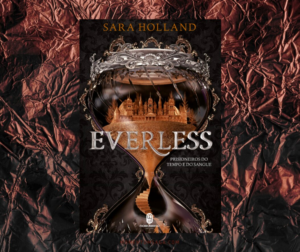 Resenha: Everless, de Sara Holland