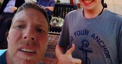 Zoo With Roy: Kid Captures Most Epic Selfie Ever, Wins Life