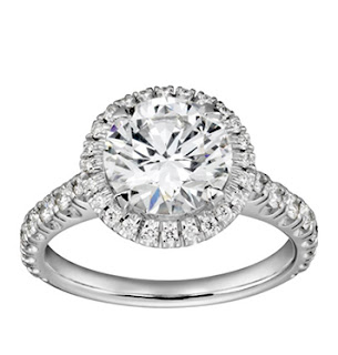 Depict the Purity of How you feel with White Gold Engagement Rings