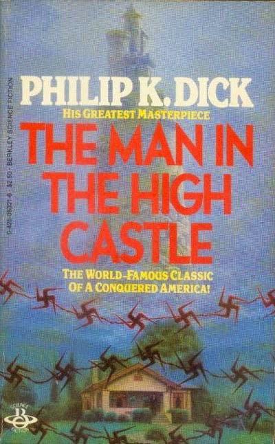 El hombre en el castillo portada