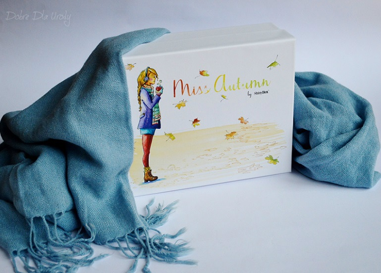 ShinyBox listopad Miss Autumn