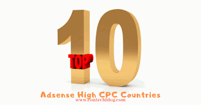 High cpc countries to target