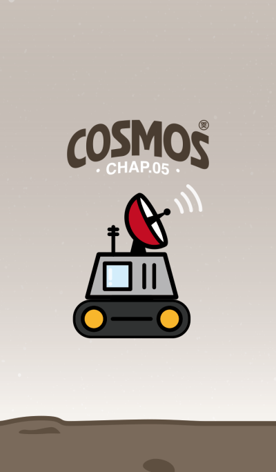 COSMOS CHAP.05 - OUT SPACE IN BROWN