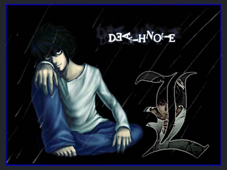 Alma de Otaku: L - Death Note
