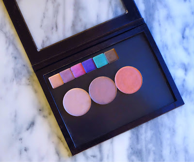 How to press your own eye shadows and blushes