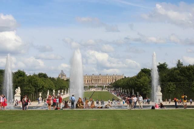 巴黎景點 凡爾賽宮