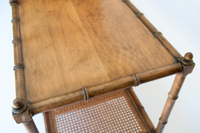 Your Friendly Saleslady Vintage 60s Faux Bamboo Amp Cane
