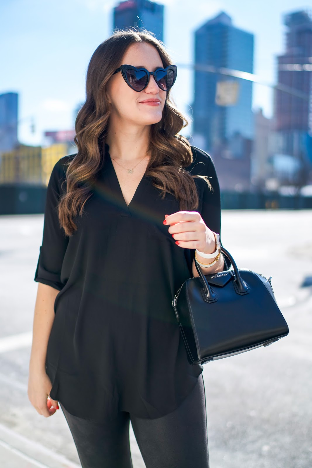 My Favorite Transition to Spring Fashion by popular New York fashion blogger Covering the Bases