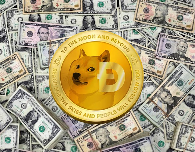 Dogecoin price gain in quick succession