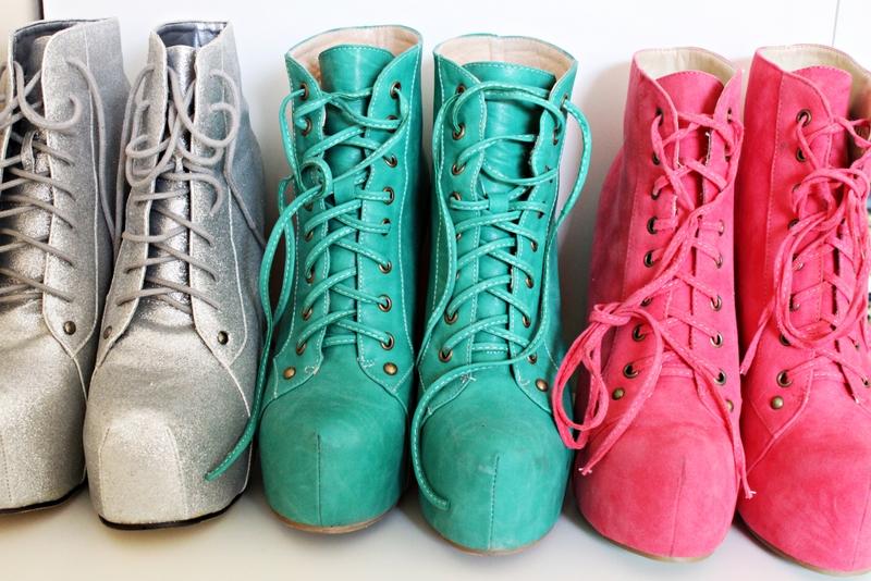 39d71455 moja kolekcja butów a'la lity :) - Plaamkaa   Joanna Kieryk