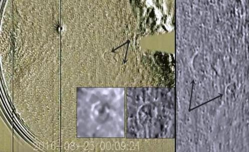 """Resultado de imagem para Enorme Objeto em Forma de Anel Detectado no Interior do Sistema Solar, """"Roda de Ezequiel"""""""