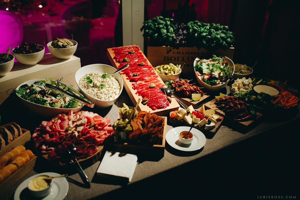 Ēdiens Zviedru galds