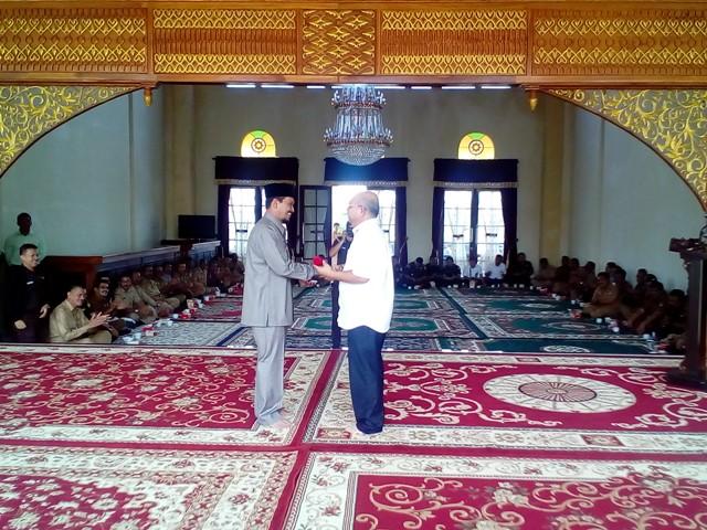 Suyanto Jabat Kajari Aceh Jaya