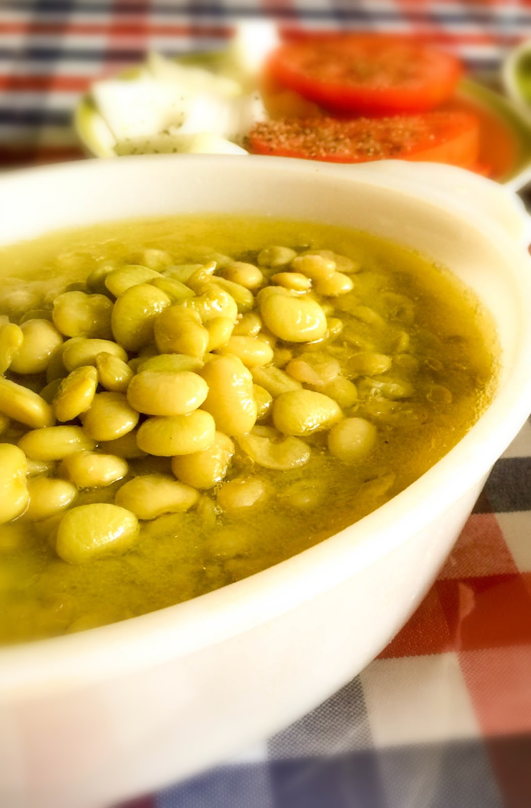 Southern Baby Lima Beans