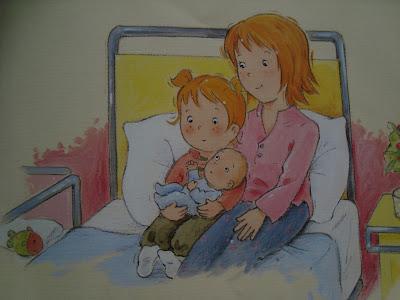 Kamilka ma braciszka, książka dla dzieci